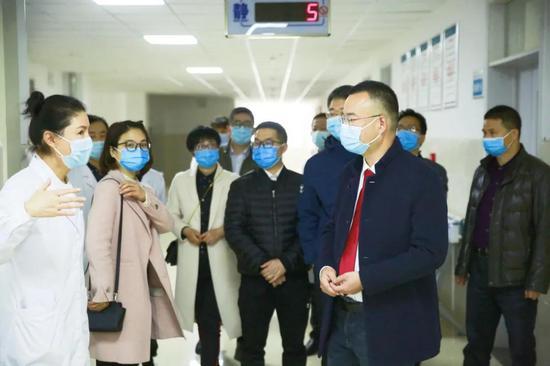 台州市立医院捐赠仪器已在兵团第一师十二团医院使用