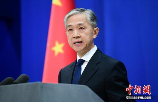 外交部:敦促美方停止對中國記者的政治迫害和打壓