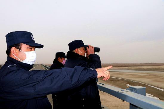 新疆阿瓦提森警:精准打击破坏野生动物资源行为