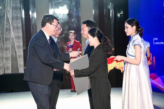2020中国(宁波)人力资源服务创新创业大赛现场 主办方供图