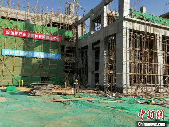 新疆喀什完成年度固定资产投资目标带动就业12万人次