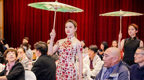 2020西湖区·镇远(杭州)文化旅游推介会现场。 主办方 供图