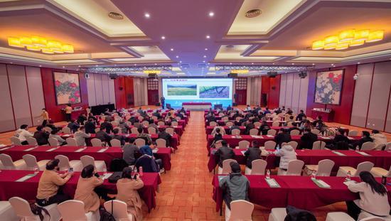 2020年度杭州农村污水处理工作现场会。  杭州建委 供图