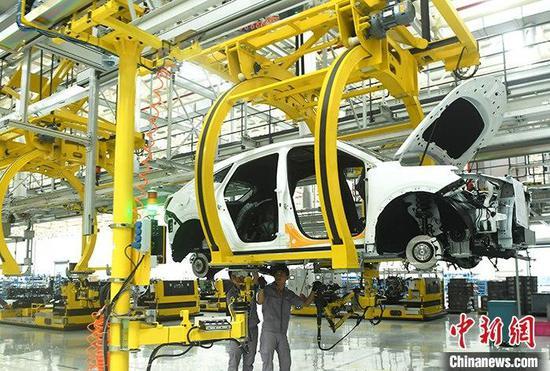 1-10月规模以上工业企业累计利润增长实现由负转正