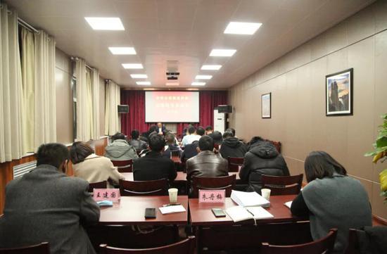 """台州援疆指挥部举行第六期""""走进塔里木""""论坛"""