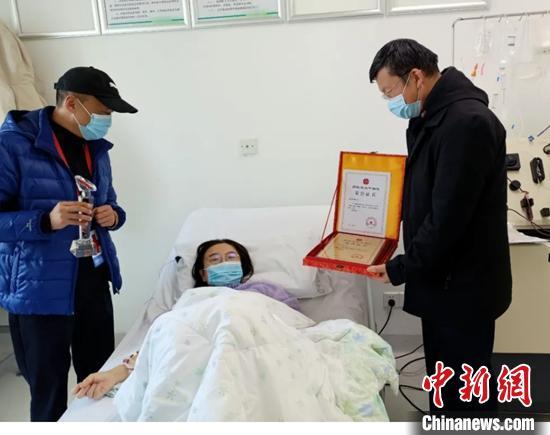 新疆女孩为北京患者捐献造血干细胞 点燃他人生命