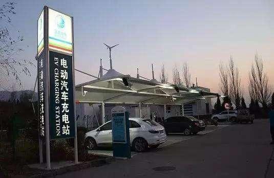 宁夏12个高速服务区58个充电桩年底全部投运