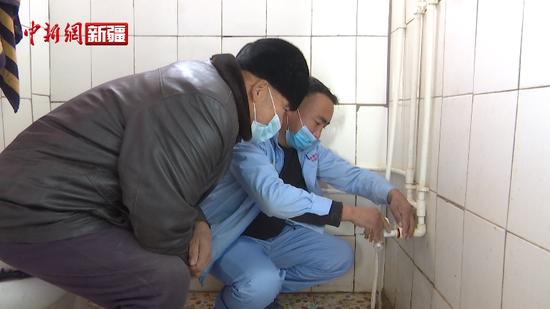新疆岳普湖县农村人口饮水安全实现了全覆盖