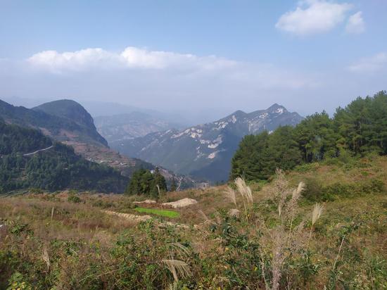 永胜村地处偏僻山区