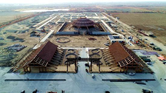 【文旅援疆】台州援疆指挥部全力助推第一师阿拉尔市打造全域旅游高地