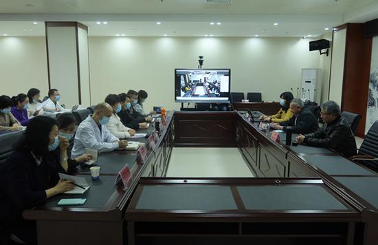 浙阿大讲堂暨DIP专题培训班在阿克苏举办