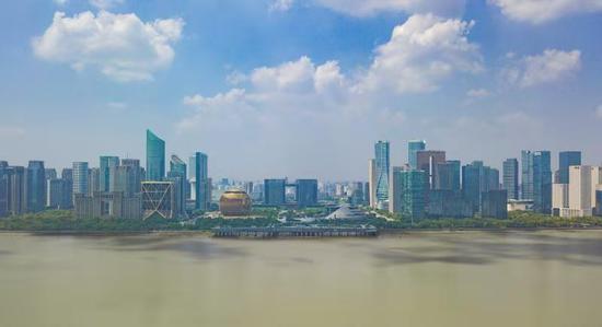 聚星官网杭州。 王刚 摄