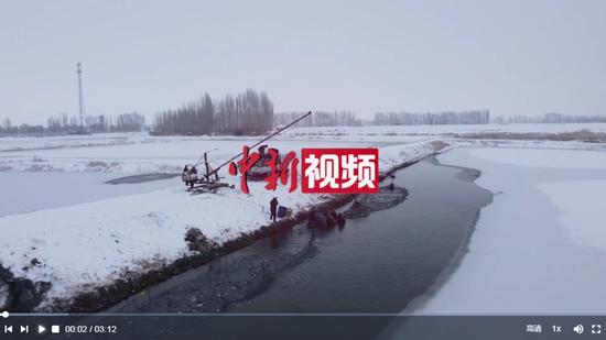 """新疆:""""科技赋能""""让农户冬天过得""""有声有色"""""""
