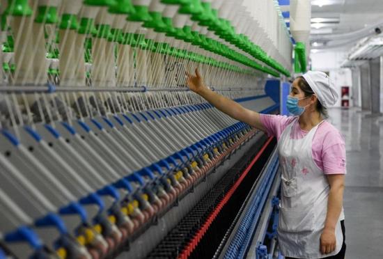新疆2020年棉花產量占全國87.3%