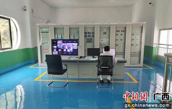 """边陲重镇广西靖西全力打好""""绿色能源牌"""""""