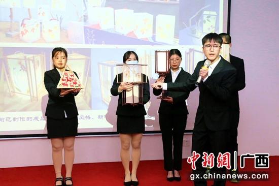 广西-东盟经开区青年人才创新创业大赛 在校大学生唱主角