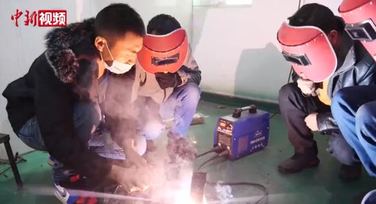 新疆南部見聞:短期學習提升職業技能