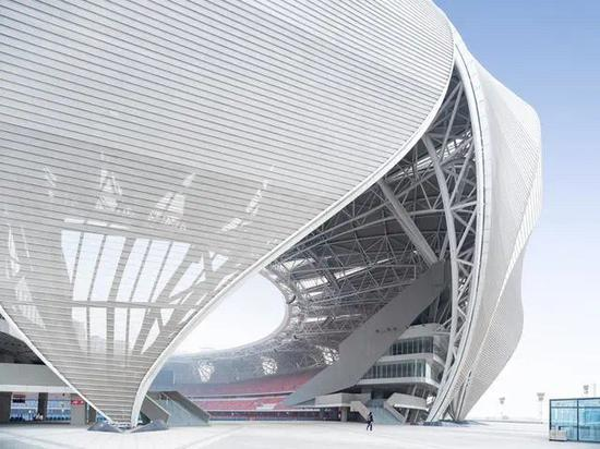 杭州亚运会赛事场馆。主办方 供图