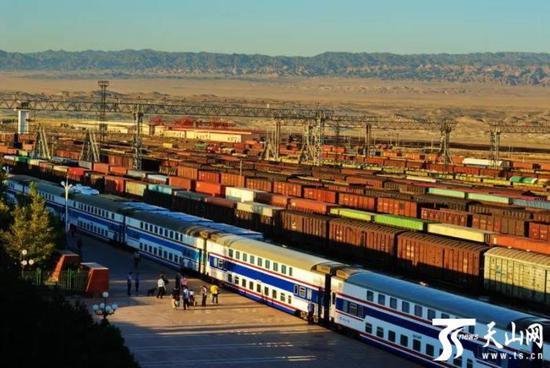 阿拉山口口岸出口跨境电商业务量居全国第四
