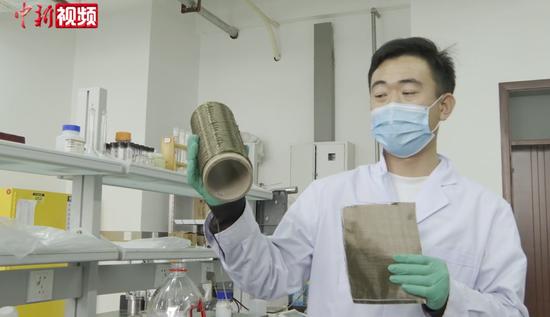 """科研人员研发新技术""""阻油通水"""" 餐饮废弃油脂有望变废为宝"""