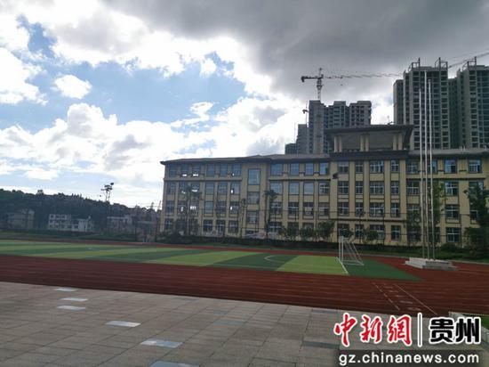 清镇市实验小学中环国际校区建设项目