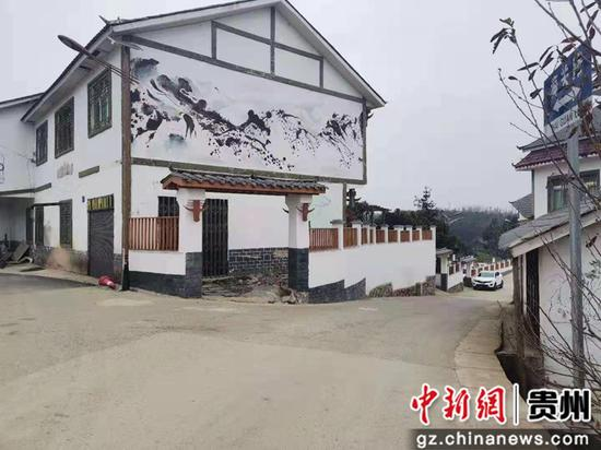 清镇市红枫湖镇右二村示范村建设项目