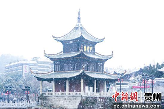 贵州省有51县最低气温低于0℃