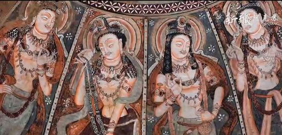克孜尔千佛洞是中国第二个敦煌 远超过阿富汗巴米扬石窟群