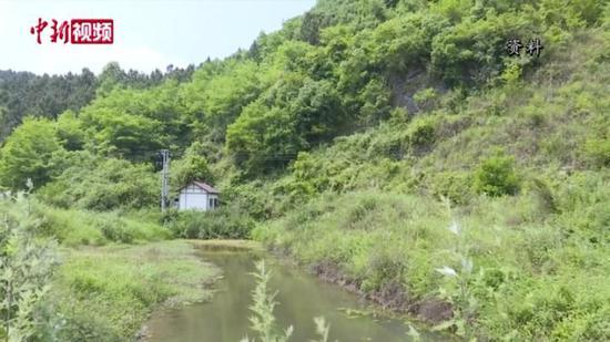 贵州遵义八卦村:溶洞引水惠民生 铺就幸福致富路