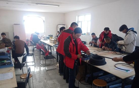 新疆慧尔农业开展市场业务技能竞赛活动