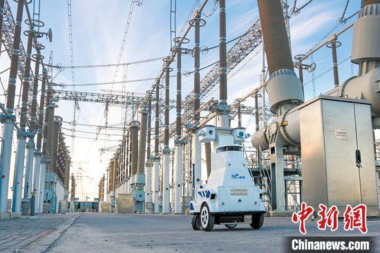 2020年新疆哈密至郑州直流送电量突破400亿千瓦时