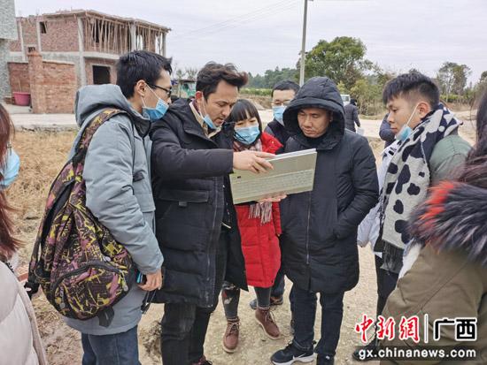 桂林临桂区四塘镇风貌提升助振兴 乡村旧貌换新颜