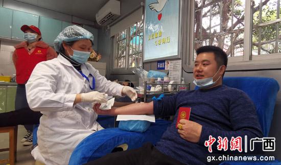 爱心企业感恩奉献 无偿献血助力健康
