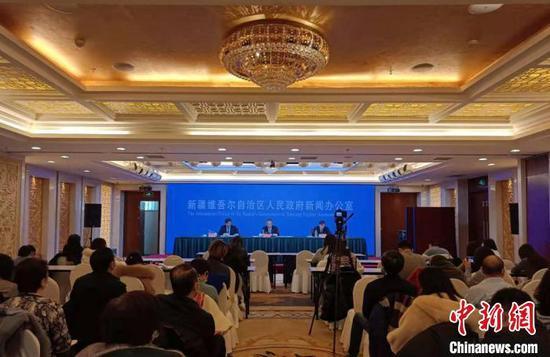2020年新疆GDP超1.3万亿元 比上年增长3.4%