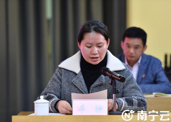 """南宁市""""奋斗百年路 启航新征程""""大型主题采访暨2021年""""新春走基层""""活动启动"""