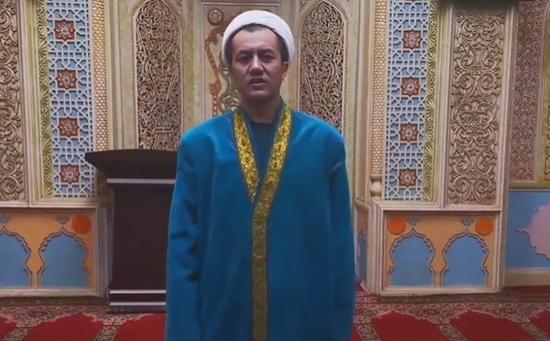 宗教人士沙吾提江:我们清真寺的各项设施越来越好了