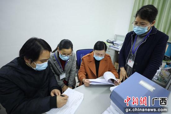 南溪山医院到贺州钟山县进行医联体工作和疫情防控督导