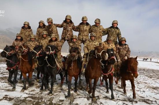 阿克苏好地方·人文篇:中国最后一支在编的民兵骑兵连