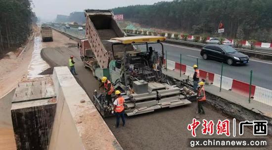 2.3万人春节留守 广西北投集团首季项目投资任务完成过半