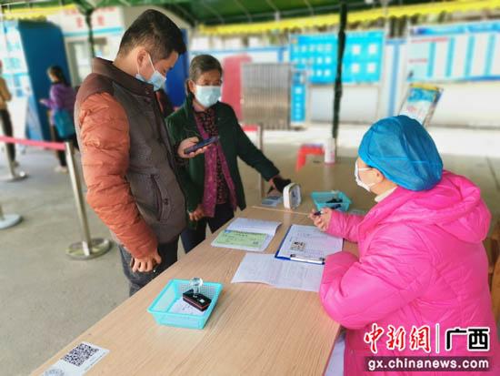 广西壮族自治区南溪山医院核酸检测便民利民举措多