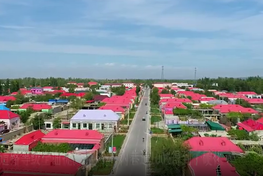 霍城县完善交通体系 全面推进乡村振兴