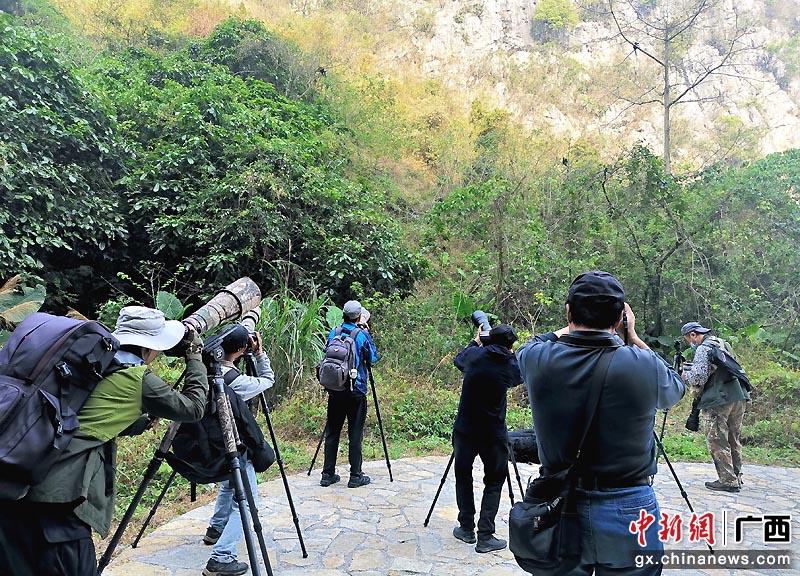 广西摄影师基层采风献礼建党百年