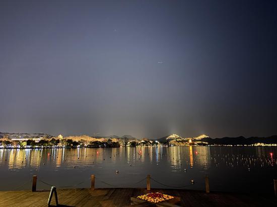 杭州西湖。黃慧 攝