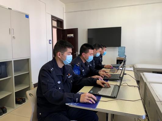 阿克陶边境管理大队依托3D建模技术强力推进基层所站营区规划工作