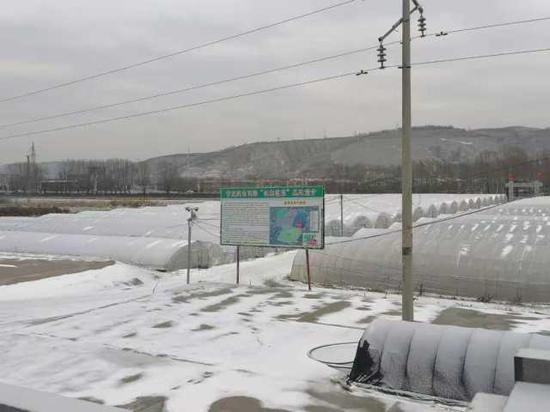 最新研判!近期這場降雪氣候對寧夏春耕有益有弊