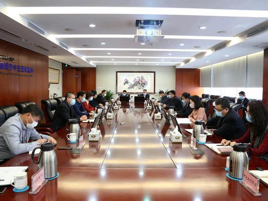 新疆空管局召开2021年度科技管理委员会第一次会议