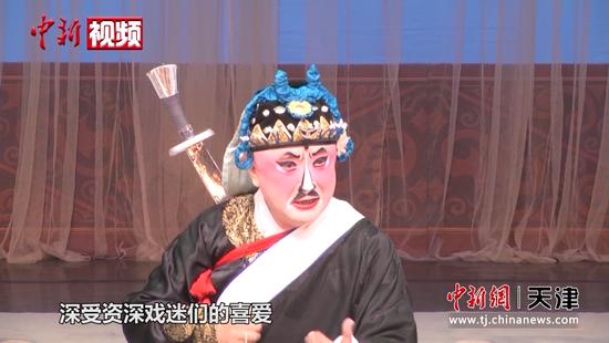 天津市青年京剧团春节假期后首场演出 名丑石晓亮领衔《三盗令》获赞誉
