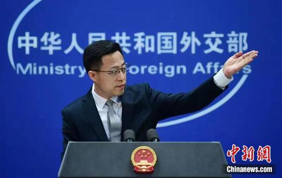 起诉郑国恩 赵立坚:中国民众法治意识和维权意识增强