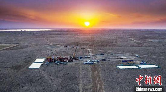 中国首个国家级页岩油示范区建设已刷新两项国内纪录