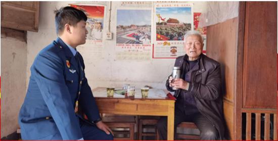 """浙江同济科技职业学院开展""""红色记忆寻访活"""